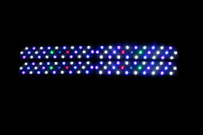 LED Aquarium Light Program/Manual Dimmable F/ Coral Reef Marine Fish Fresh Water