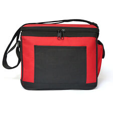 Waterproof Durable Lunch Travel Insulated Cooler Tote Bag Box w/ Shoulder Strap