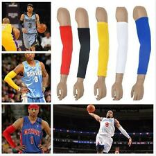 GO US One Arm Sleeve Cover Sun Armband Skin Protection Sport Stretch Basketball