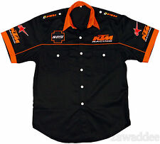 KTM MOTORCYCLE SPORT TEAM RACING SHlRT