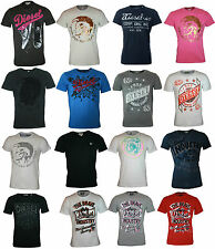 NEW MENS DIESEL T-SHIRT - Various Styles, Colours and Sizes