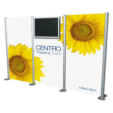 Centro Theatre Set 4 LCD LED TV Display Stand
