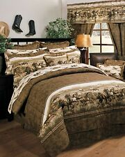 Karin Maki Wild Horses Western Horse Bedding Comforter Set or Bed in Bag~4 Sizes