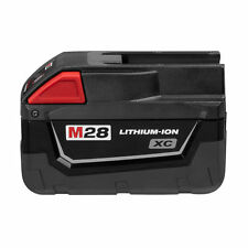 NEW MILWAUKEE 48-11-2830 CORDLESS TOOL BATTERY 28 VOLT LITHIUM ION M28 NEW