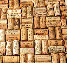 French Used Natural Wine Corks - Multi Listing 25, 50, 100, 200, 300, 400, 500