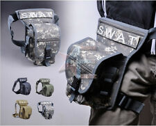 *SWAT* Outdoor Leg Drop Utility Bag Thigh Pack Fanny Pack Men's Bag Hot  *GL*