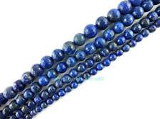 """8,10,12,14mm Natural Lapis Lazuli Round Faceted Loose Beads 15"""""""