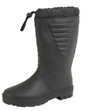 Fleece Lined Tall Wellies. Ideal For Farming, Dog Walking, Fishing & Leisure