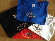 Para Vests - The Parachute Regiment / Pegasus / Wings / Airborne Forces