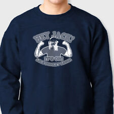 Hey Jack ITS ON Like Donkey Kong Duck T-shirt Dynasty Humor Crew Neck Sweatshirt