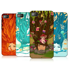 HEAD CASE GODDESSES OF ELEMENTS PROTECTIVE BACK CASE COVER FOR BLACKBERRY Z10