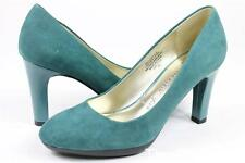 Anne Klein Clemence Turquoise Pumps