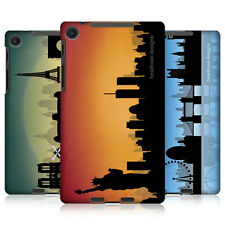 HEAD CASE SKYLINE SERIES 1 BACK CASE COVER FOR ASUS GOOGLE NEXUS 7 2013 WIFI