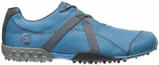 FootJoy M Project Spikeless Golf Shoes Blue Closeout Mens 55239 New