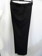 """Marks & Spencers Trousers Black 32"""" 34"""" 36"""" 38"""" 40"""" 42"""" 44"""" 46"""" 48"""""""
