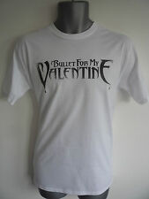 BULLET FOR MY VALENTINE FADED LOGO DESIGN MENS T-SHIRT PUNK ROCK MUSIC METAL