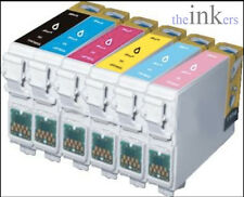 COMPATIBLE PRINTER INK CARTRIDGES REPLACE EPSON T0807 T0801-T0806 Single or sets