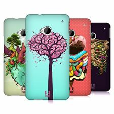 HEAD CASE DESIGNS HUMAN ANATOMY CASE COVER FOR HTC ONE