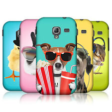 HEAD CASE DESIGNS FUNNY ANIMALS CASE COVER FOR SAMSUNG GALAXY ACE 2 I8160