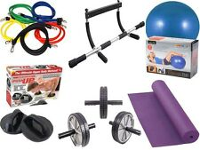 NEW FITNESS WORKOUT GYM HOME YOGA SPORTS TONE UP ABS MUSCLES BUILD ACCESSORIES
