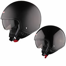 LS2 OF561.1 WAVE CASQUE OUVERT JET PARE-SOLEIL INTERNE ROUTE SCOOTER MOTO VILLE