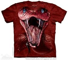 New RED MAMBA SNAKE T Shirt
