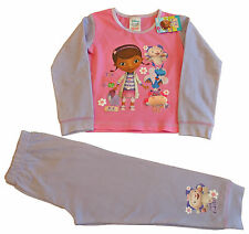 The Doc Is In Disney Doc Mcstuffins Pyjamas 1 to 5  Years Doc Mcstuffin Pyjamas