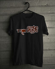 Arctic Monkeys T-Shirt Indie Band Rock Music Tee S-3XL