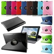 360 Rotating Leather Case Stand Cover for ASUS MeMO Pad FHD 10 ME302C