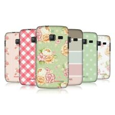 HEAD CASE DESIGNS FRENCH COUNTRY PATTERNS BACK CASE FOR SAMSUNG WAVE Y S5380
