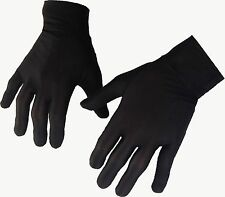 Thin pure Silk liner inner Gloves Ski  motorcycle skiing walking cycling