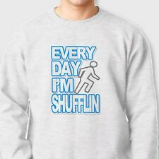 Everyday Im Shufflin LMFAO Rock Music T-shirt Electronic Band Crew Sweatshirt