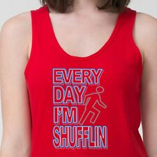 Everyday Im Shufflin Concert Tour And Party T-shirt LMFAO Rock Adult Tank Top