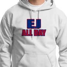 EJ ALL DAY jersey 3 E.J. Manuel T-shirt New York Buffalo Bills Hoodie Sweatshirt