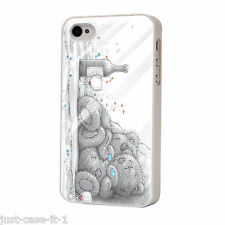 TATTY TEDDY DRINK ME TO YOU Phone Case/Cover UK STOCK. iPhone 4 4s 5 6 5s 5c S5