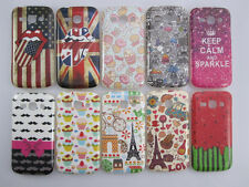 Various Christmas Cake Design Soft Gel Case Cover For Samsung Galaxy Ace 3 s7272