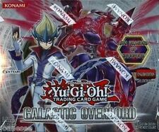 Yu-gi-oh Galactic Overlord Commons GAOV Single/Playset - Take Your Pick - New