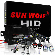 35W/55W HID Xenon Slim Light Ampoules Kit H1 H3 H7 H8/H9/H11 9005/H10 9006 881