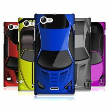 HEAD CASE DESIGNS CASE CARS SERIES 2 CASE COVER FOR SONY XPERIA J ST26i