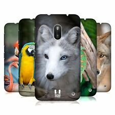 HEAD CASE DESIGNS FAMOUS ANIMALS HARD BACK CASE COVER FOR NOKIA LUMIA 620
