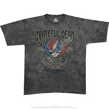 Grateful Dead American Music Hall, Tie Dye T Shirt, Steal Your Face, SYF