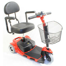 Zip'r Roo 3 Wheel Compact Mobility Scooter Transport Small Lightweight Scooter