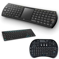 Rii Mini 2.4G/Bluetooth Wireless Keyboard Air Mouse For PC Pad TV-Box IPTV/HTPC