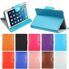 "new flip leather Case Cover stand For 10.1"" iRulu 10.1 Inch Android Tablet tab"