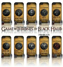 (NEW) ★ GAME OF THRONES ★ COVER/CASE FOR APPLE IPHONE 5 & 5S (SEASON 4) 5 G/5G