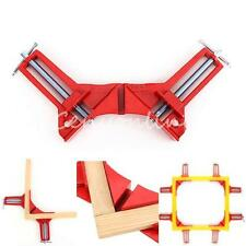 90 Degree Right Angle Miter Corner Clamp Picture Frame Holder Woodwork 3""