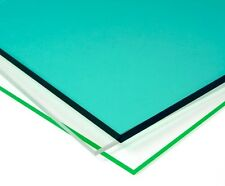 CLEAR/COLOUR GENUINE PERSPEX PLASTIC SHEET PANELS GREENHOUSE GLAZING *CLEARANCE*