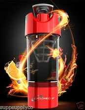 CYCLONE CUP Blender Mixer Bottle Protein Shaker 20 oz + FREE SAMPLE & SHIPPING