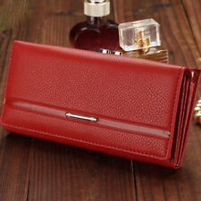 Hot Sell Women's Design Wallet Fashion Ladies Coin Purse PU Leather Clutch Bag