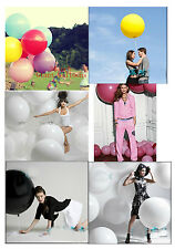 Best-selling 1-10pcs 36inch Big Balloons for Party Wedding Birthday Celebration